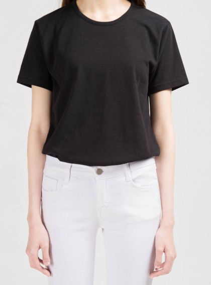 365BASICRound Neck T-Shirt
