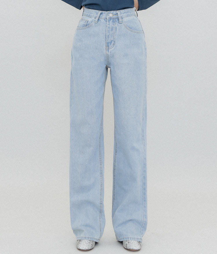 QUIETLABHigh Waist Wide Leg Jeans
