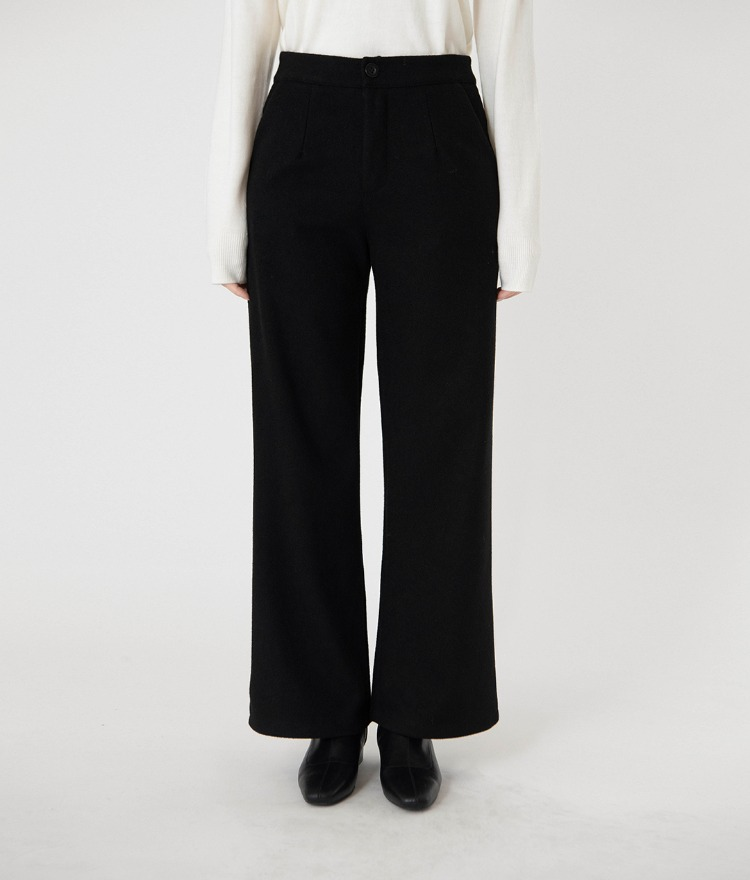 ESSAYCotton Blend Wide Leg Pants