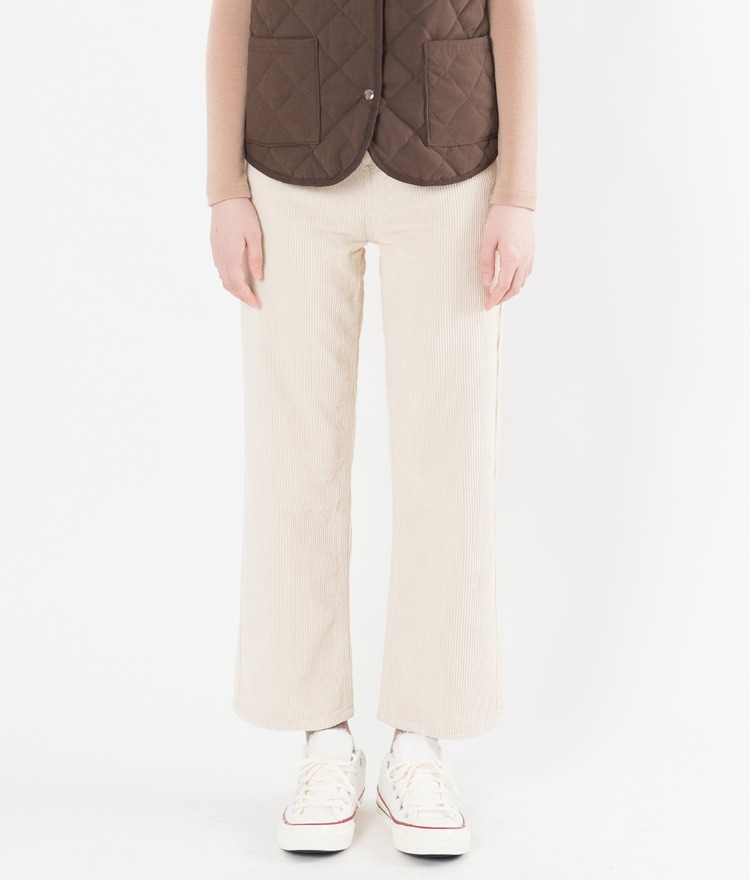 5-Pocket Corduroy Pants